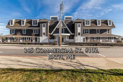 Residential Property for sale in 145 Commercial Street 102, Bath, ME, 04530