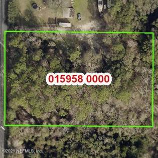 Lots And Land for sale in 0 RAMPART RD, Jacksonville, FL, 32244