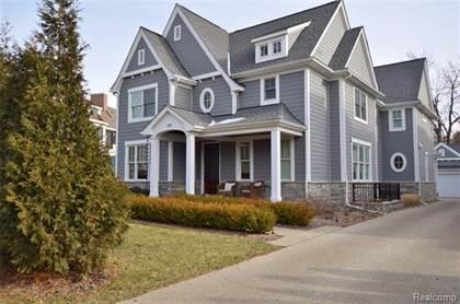 Residential Property for sale in 547 SOUTHFIELD Road, Birmingham, MI, 48009