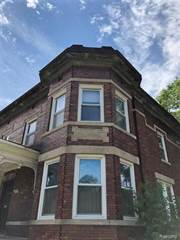 Townhouse for sale in 2511-15 ASH Street, Detroit, MI, 48216
