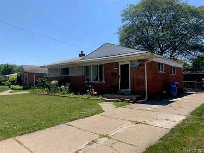 Residential Property for sale in 26719 KELSEY Drive, Warren, MI, 48091