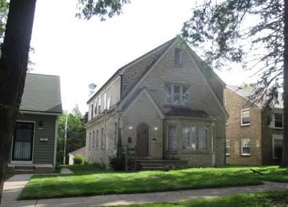 Multifamily for sale in 4640 W Scranton Pl 4642, Milwaukee, WI, 53216