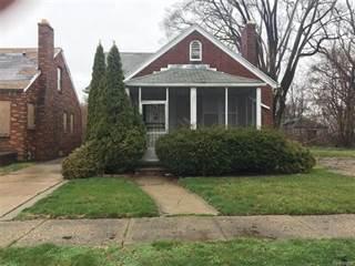 Single Family for sale in 11325 ABINGTON Avenue, Detroit, MI, 48227