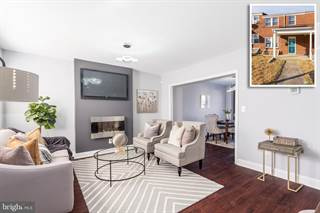 Townhouse for sale in 3436 MAYFIELD AVENUE, Baltimore City, MD, 21213
