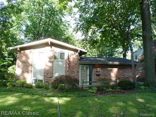 Single Family for rent in 810 BEECH Court, Plymouth, MI, 48170