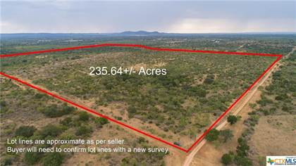 Lots And Land for sale in TBD 235 ac Ranch Road 2233, Kingsland, TX, 78639