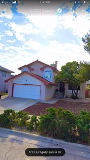 Residential Property for sale in 1764 Gregory Jarvis Drive, El Paso, TX, 79936