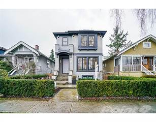 Single Family for sale in 4659 W 8TH AVENUE, Vancouver, British Columbia