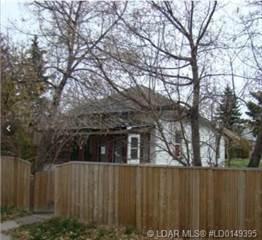 Residential Property for sale in 439 18 Street N, Lethbridge, Alberta