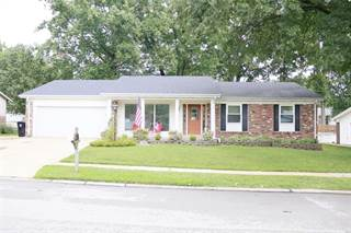 Single Family for sale in 5064 Crosswood Drive, Oakville, MO, 63129