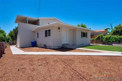 Multifamily for sale in 4477 Hilltop Dr, San Diego, CA, 92102