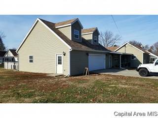 Single Family for sale in 202 W Elm St., Thayer, IL, 62689