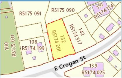 Lots And Land for sale in 132 E Crogan Street, Lawrenceville, GA, 30046