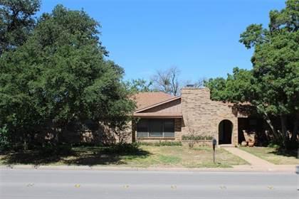Residential Property for sale in 302 Washington Boulevard, Abilene, TX, 79601