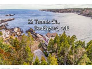 Single Family for sale in 22 SW Tennis CT SW, Capitol Island, ME, 04576