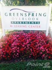 Apartment for rent in Greenspring Overlook - 1 Bedroom, Baltimore City, MD, 21215