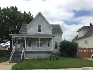 Single Family for rent in 629 ELM Street, Wyandotte, MI, 48192
