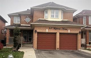 Residential Property for rent in 68 Mapleview Ave, Brampton, Ontario, L6R1M4