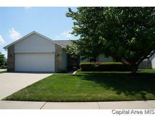 Single Family for sale in 828  WHISPERING PINES DR, Chatham, IL, 62629
