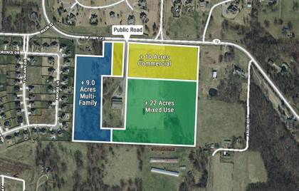 Lots And Land for sale in 11301  W Highway 72, Centerton, AR, 72719