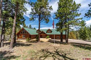Single Family for sale in 473 N Black Bear Place, Pagosa Springs, CO, 81147