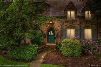 Residential Property for sale in 166 Ridge Road, Grosse Pointe Farms, MI, 48236