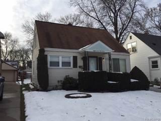 Single Family for sale in 18497 DENBY, Redford, MI, 48240