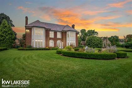 Residential Property for sale in 205 Lake Shore, Grosse Pointe Farms, MI, 48236