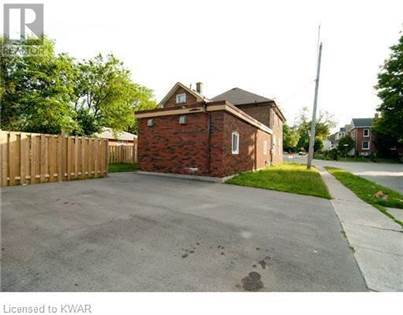Vacant Land for sale in 39 LOWERY Avenue, Cambridge, Ontario, N1R5A1