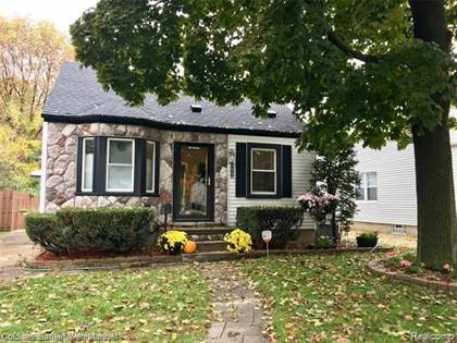 Residential Property for sale in 133 N ALEXANDER Avenue, Royal Oak, MI, 48067