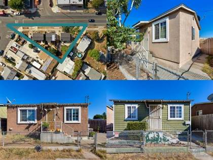 Multifamily for sale in 3707-21 Euclid Ave, San Diego, CA, 92105