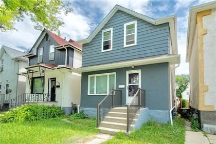 Single Family for sale in 723 Arlington ST, Winnipeg, Manitoba, R3E2C9