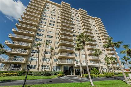 Residential Property for sale in 1621 GULF BOULEVARD 301, Clearwater, FL, 33767