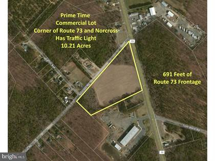 Farm And Agriculture for sale in L:2 N ROUTE 73, Berlin, NJ, 08009