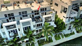 Townhouse for rent in 77 N Shore Dr 77, Miami Beach, FL, 33141