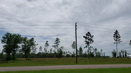 Lots And Land for sale in 21034 CO RD 121, Hilliard, FL, 32046