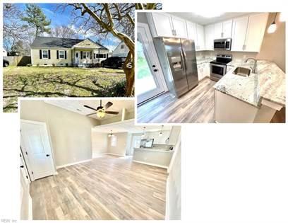 Residential Property for sale in 8238 Barkwood Drive, Norfolk, VA, 23518