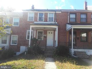 Townhouse for rent in 1507 RAMBLEWOOD ROAD, Baltimore City, MD, 21239
