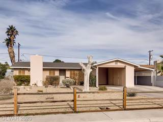 Single Family for sale in 4116 EL JARDIN Avenue, Las Vegas, NV, 89102