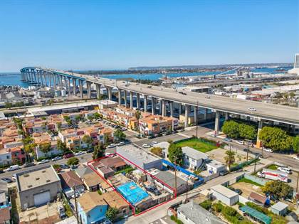 Residential for sale in 2032 Newton Ave, San Diego, CA, 92113