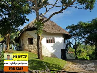 Residential Property for sale in 2 BEDROOM ECO HOME IN RESIDENTIAL COMMUNITY, Sosua, Puerto Plata