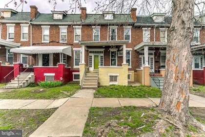 Residential for sale in 3110 WINDSOR AVE, Baltimore City, MD, 21216
