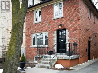 Single Family for rent in 32 GIFFORD ST Lower, Toronto, Ontario, M5A3J1