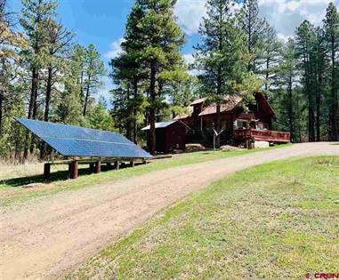 Residential Property for sale in 117 Maple Glen Place, Pagosa Springs, CO, 81147