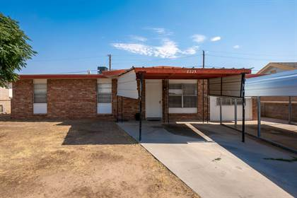 Residential Property for sale in 8225 VALLE ALEGRE Drive, El Paso, TX, 79907