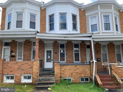 Residential Property for sale in 3205 CLARENCE AVE, Baltimore City, MD, 21213