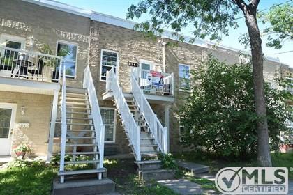 Multifamily for sale in 3044-3046 Av. Hector, Montreal, Quebec