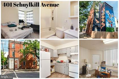 Multifamily for sale in 401 SCHUYLKILL AVENUE, Reading, PA, 19601