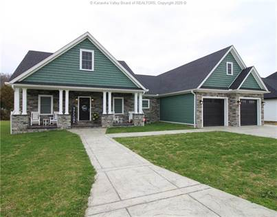 Residential Property for sale in 543 Rumer Station, Red House, WV, 25168