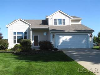 Single Family for sale in 7316 Donegal Drive, Onsted, MI, 49265